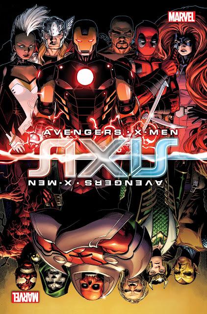 avengers x men axis