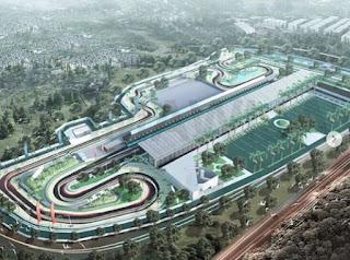 Pemkot Bandung Akan Bangun Sirkuit Balap Dekat Stadion GBLA