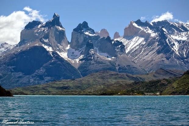 Parco Nazionale Torres del Paine, Lago Pehoé