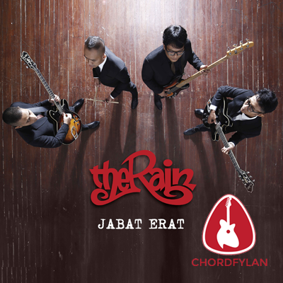 Lirik dan chord Jabat Erat - The Rain