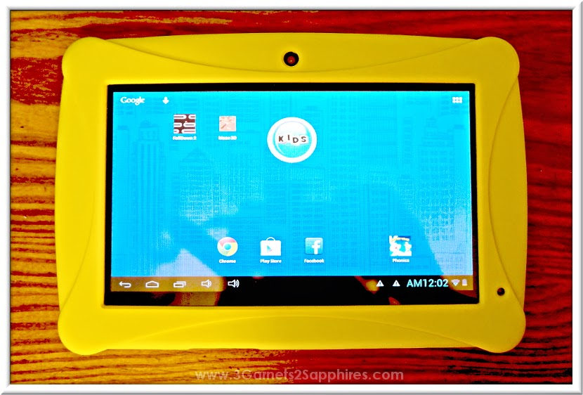 ClickN Kids Android Tablet