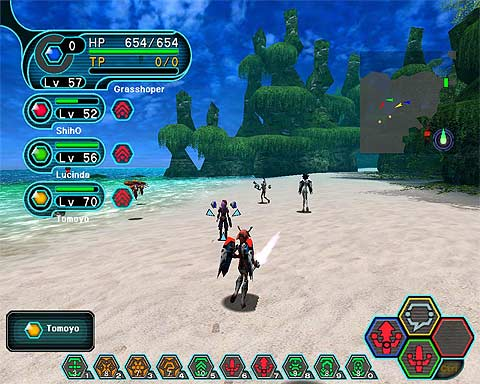 Phantasy Star Online Ver.2 screenshot 2
