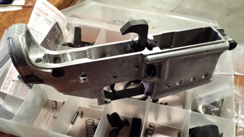 Matthews Carbine Company 80% Lower Jig Review Featuring ASA 95% Lower