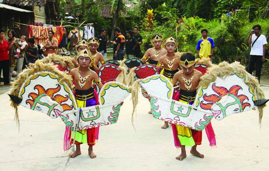 Desa Wisata Petingsari