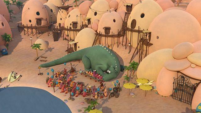 Fotograma: Coco, el pequeño dragón (2014)