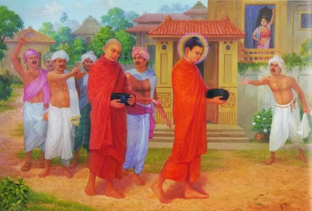 Đạo Phật Nguyên Thủy - Chuyện Kể Đạo Phật - Tranh Chấp