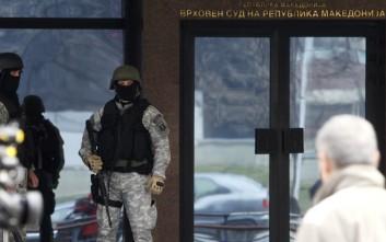 Σκόπια: Δρακόντειες ποινές σε βάρος Αλβανών για τα ένοπλα επεισόδια τον Μαΐο του 2015