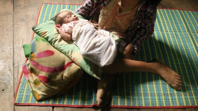 ဝင္းနႏၵာ (Myanmar Now) ● မသန္စြြမ္းမိခင္၏ အားမာန္ (ဓာတ္ပံုအက္ေဆး)