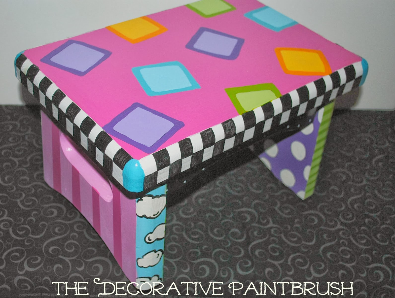 The Decorative Paintbrush Designs By Mary Mollica