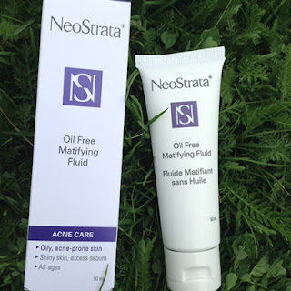 NeoStrata Acne Skin Care Acne Clear oil free matifying fluid