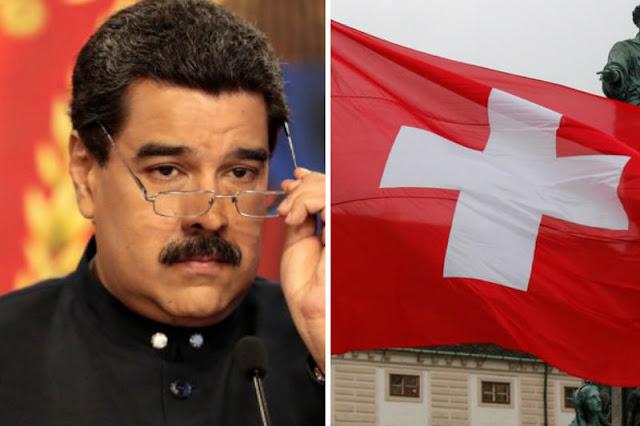 Suiza sancionó a 7 funcionarios venezolanos