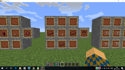 minecraft crafting cserép