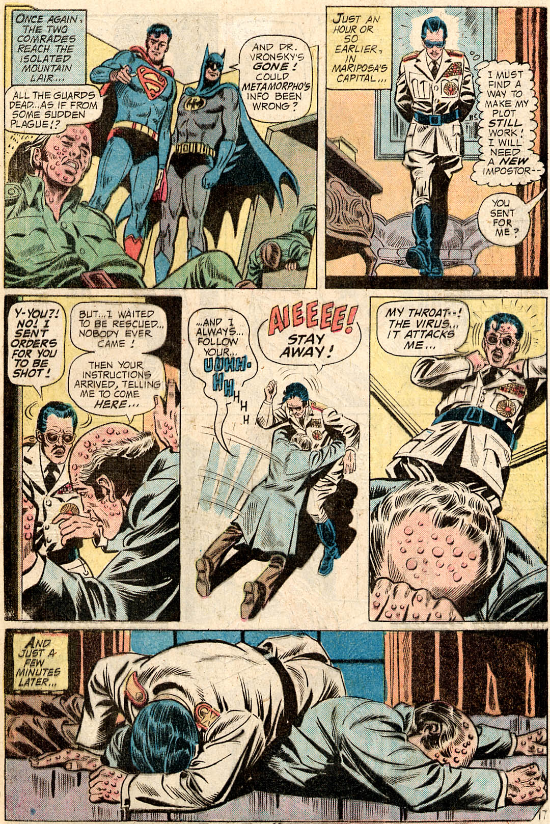 Read online World's Finest Comics comic -  Issue #226 - 19