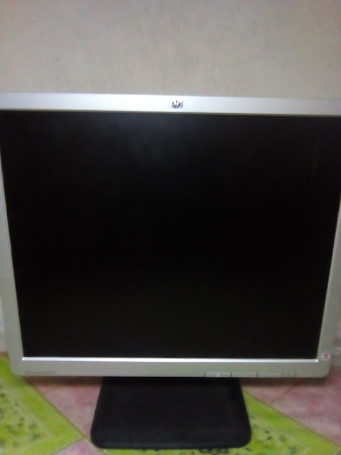 cara memperbaiki monitor LCD komputer nyala sebentar lalu mati
