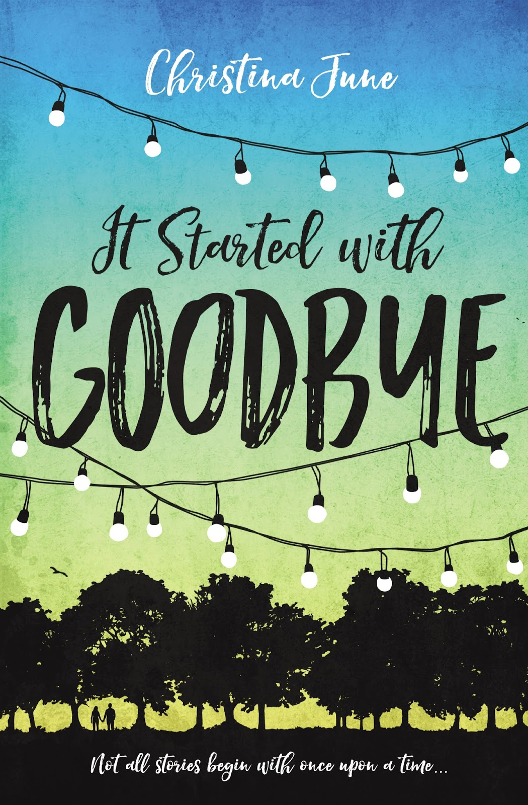 cover reveal giveaway it started with goodbye by christina june ya highway. Black Bedroom Furniture Sets. Home Design Ideas
