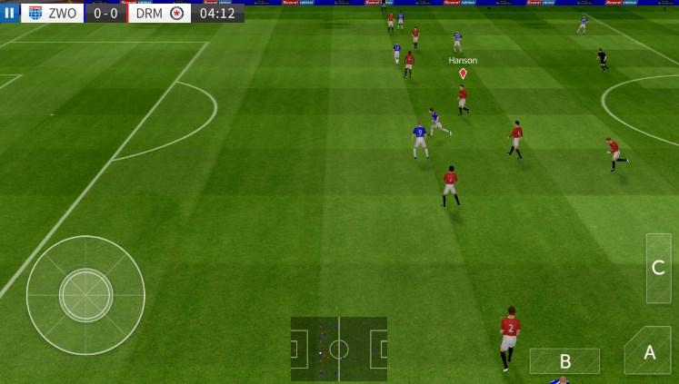 Download Game Mod Dream League Soccer 2017 Apk+Data