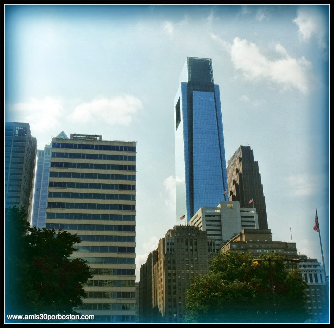 Filadelfia: Downtown