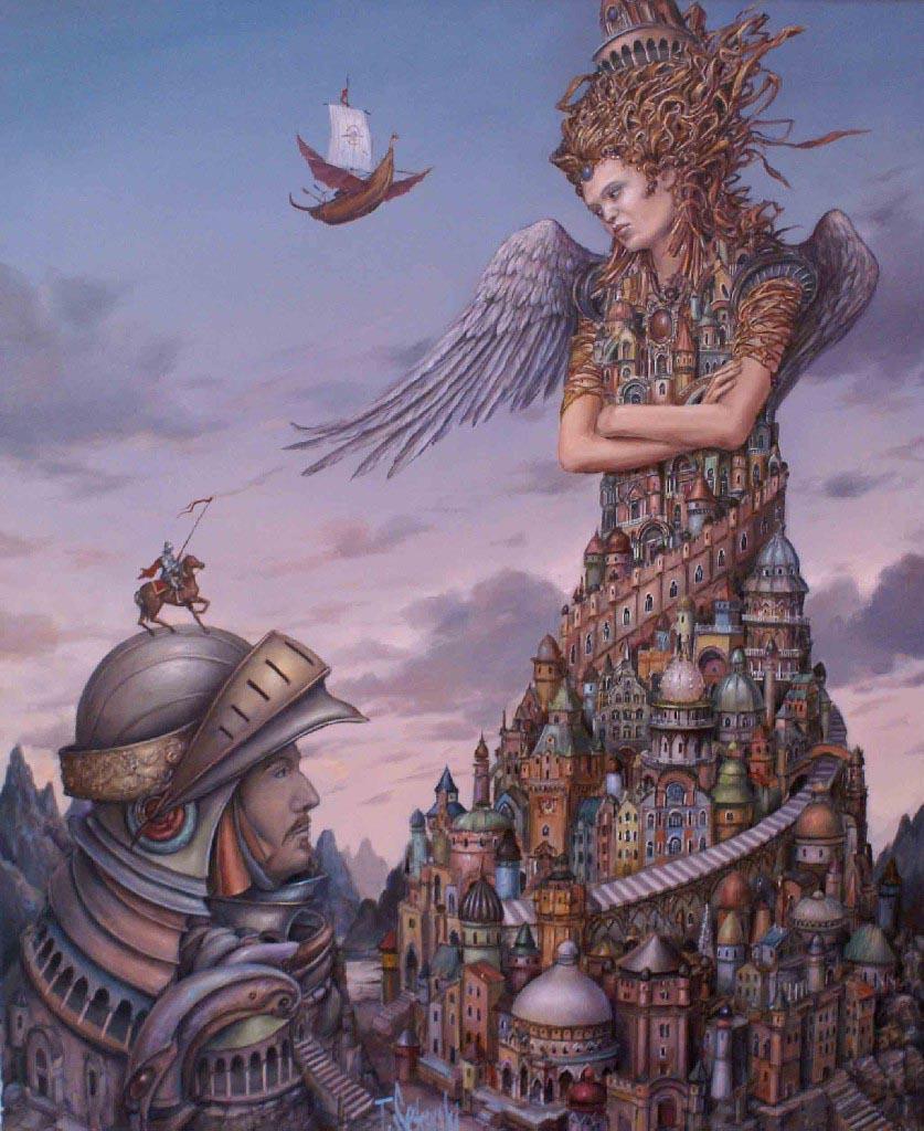 Realism Arts: Magical Realism Painter ⁽²⁾
