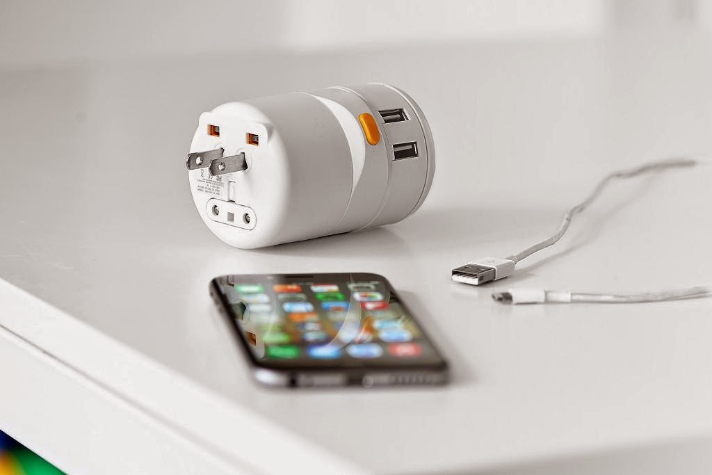 Must Have Compact Travel Gadgets Oneadaptr