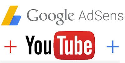 Cara Mudah Daftar Gogle Adsense Dengan Akun You Tube