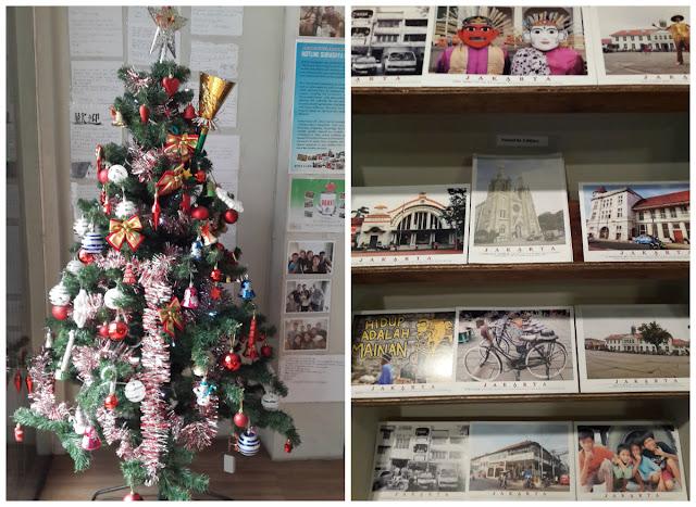 pohon-natal, hostel, the-packer-lodge, jakarta, kota