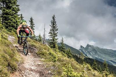 Tour mit dem Bike Zillertal