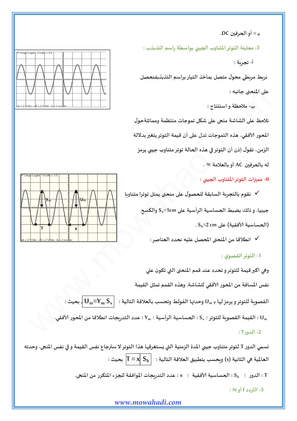 التيار الكهربائي المتناوب الجيبي-1