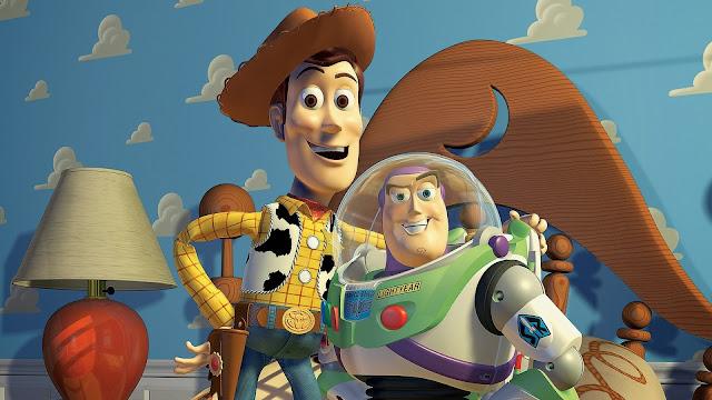 Toy Story um filme da Pixar Animation Studios