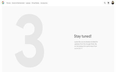 Google launches Pixel 3 Teaser