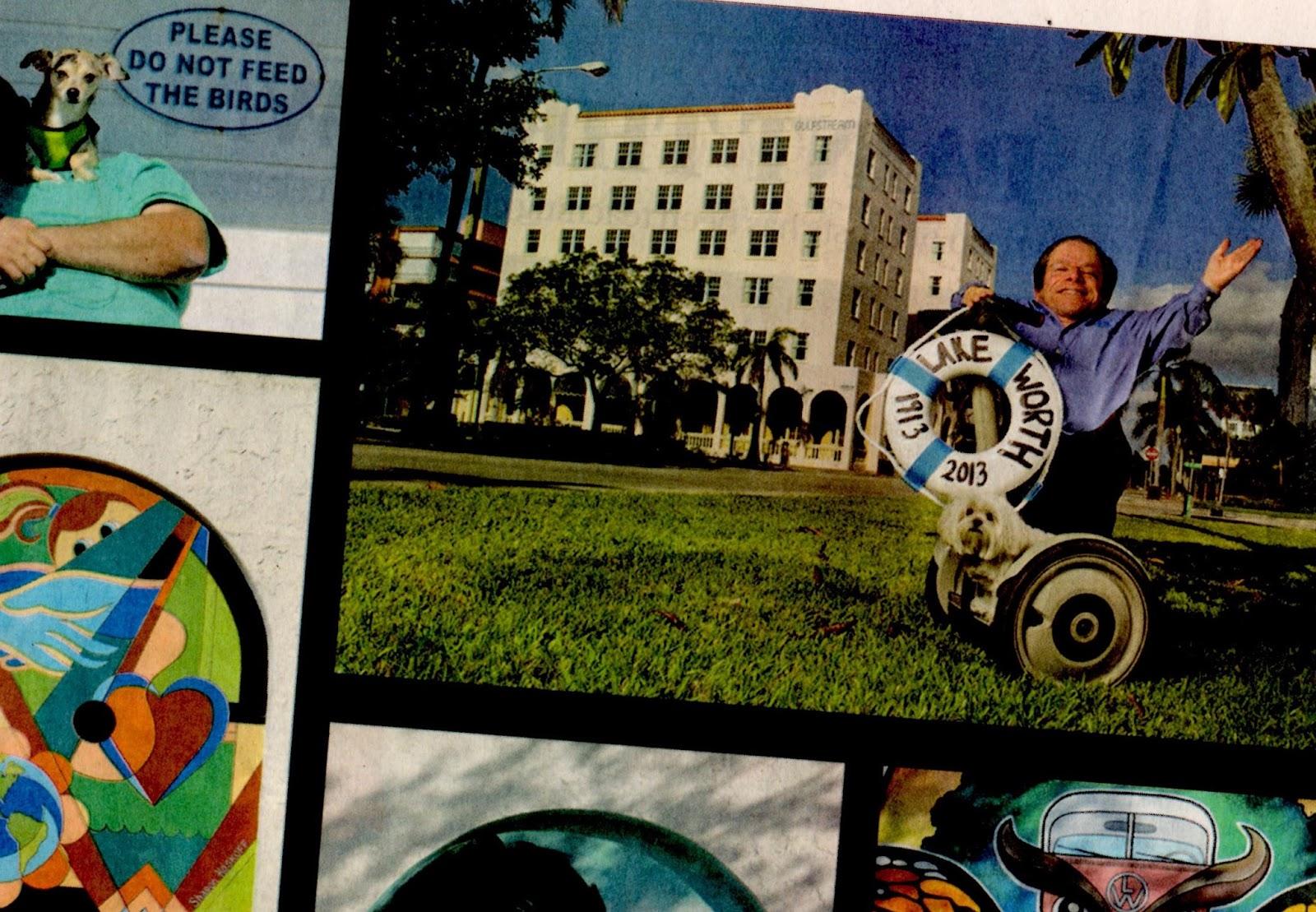 Sunday Paper West Palm Beach