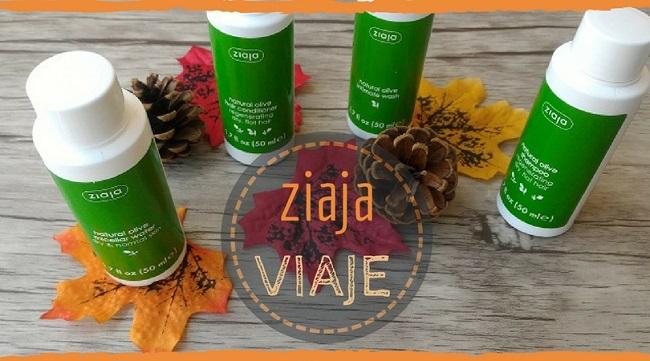 Gama Natural Olive de Ziaja