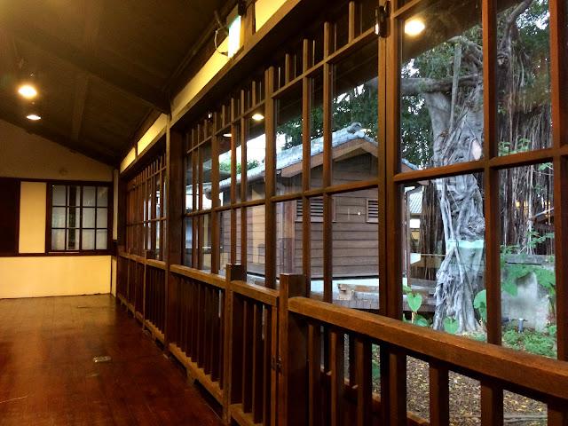 台中文學館 常設展一館