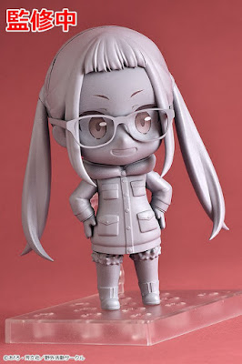 Laid-Back Camp Nendoroid Chiaki Ogaki