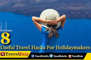 8 Useful Travel Hacks For Holidaymakersseks