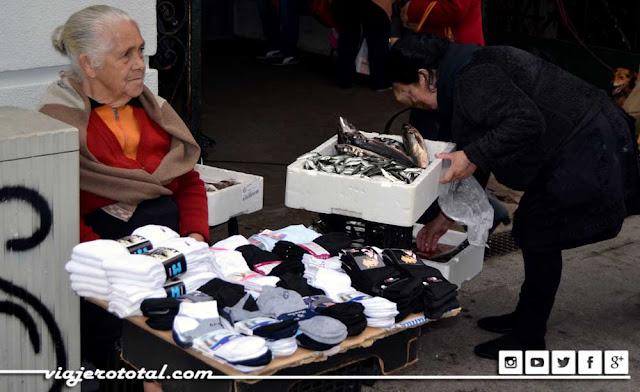 Oporto - Portugal - Mercado do Bolhao