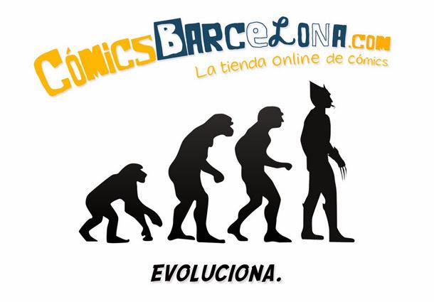 Tienda Cómics Barcelona