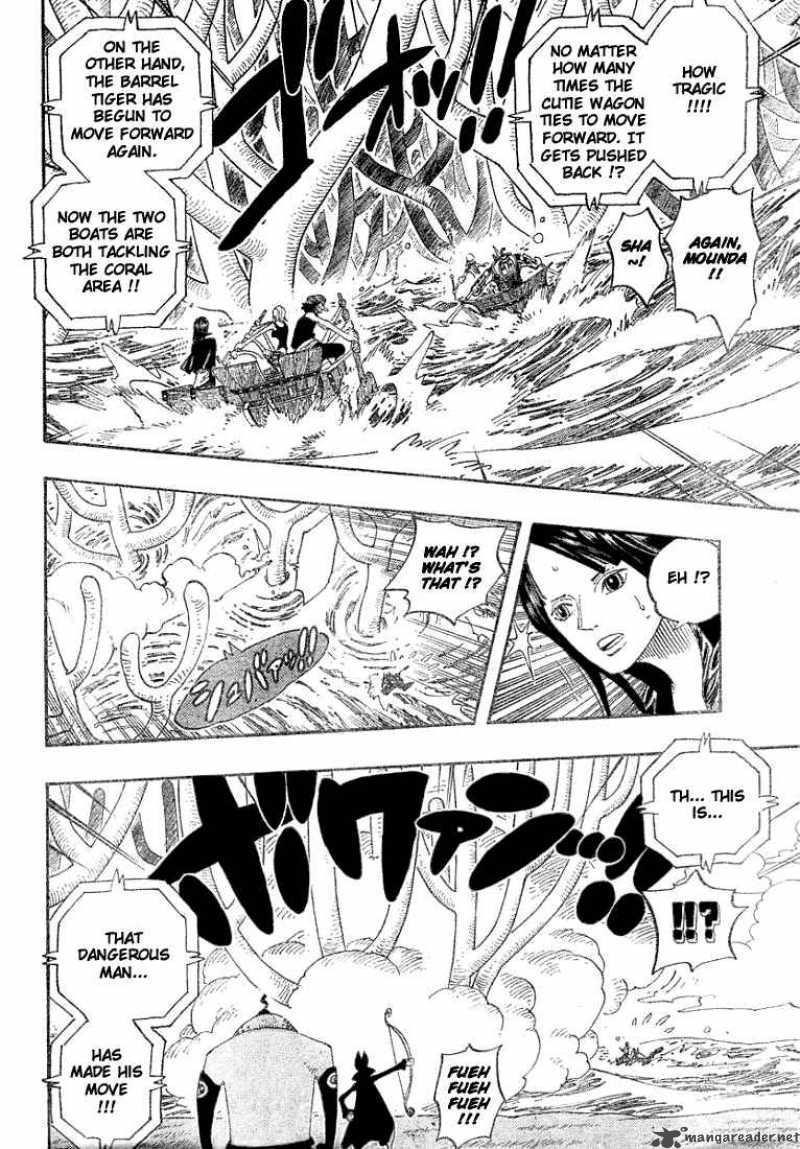 One Piece Ch 308