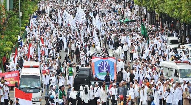 300 Ribu Muslim se-Bandung Raya akan Hadiri Aksi 1212, Alasannya Bikin Merinding