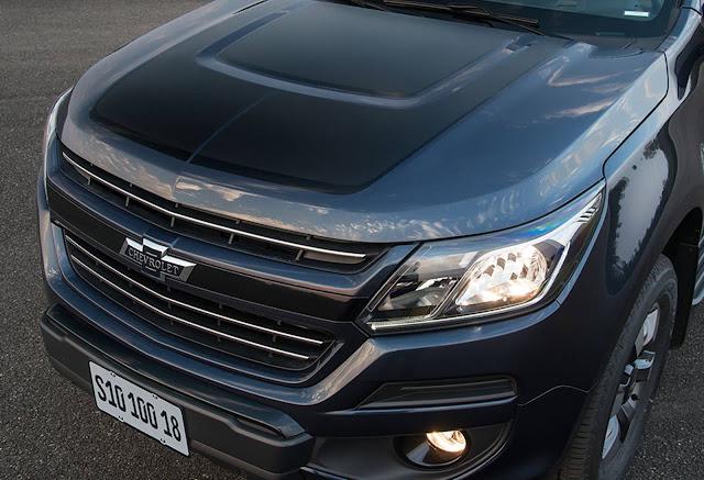 Chevrolet S-10 2018 - Preço e consumo