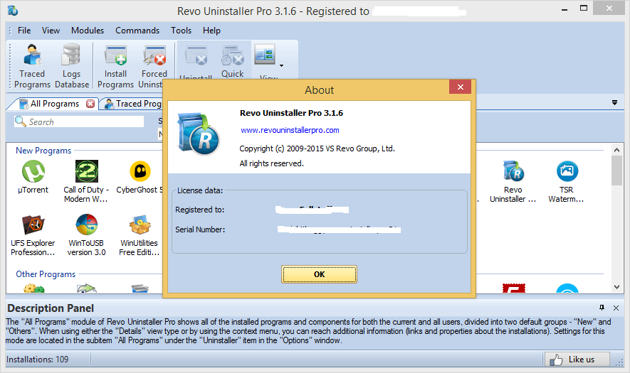 Revo Uninstaller Pro 3 2 1 Patch Crack Revo Uninstaller Pro 4 0