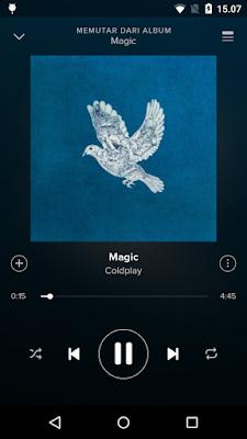 Preview Spotify Music Premium V4.9.0.992
