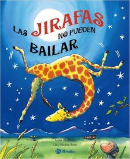mejores cuentos niños 3 a 5 años, recomendados imprescindibles, las jirafas no pueden bailar
