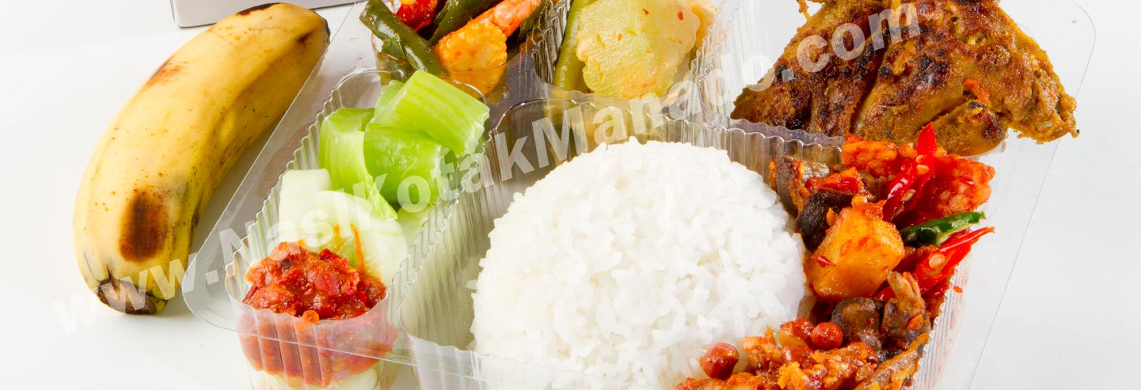 Catering Halal Di Manado Prasmanan Buffet