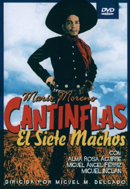 Cantinflas 7 Machos Pelicula Completa Online Series Y Peliculas Gratis Online Series Y Películas Online