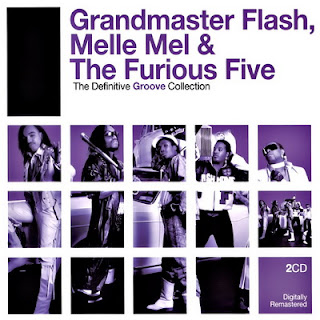VA – Grandmaster Flash, Melle Mel and the Furious Five – The Definitive Groove Collection (2CD) (2006) [CD] [FLAC]