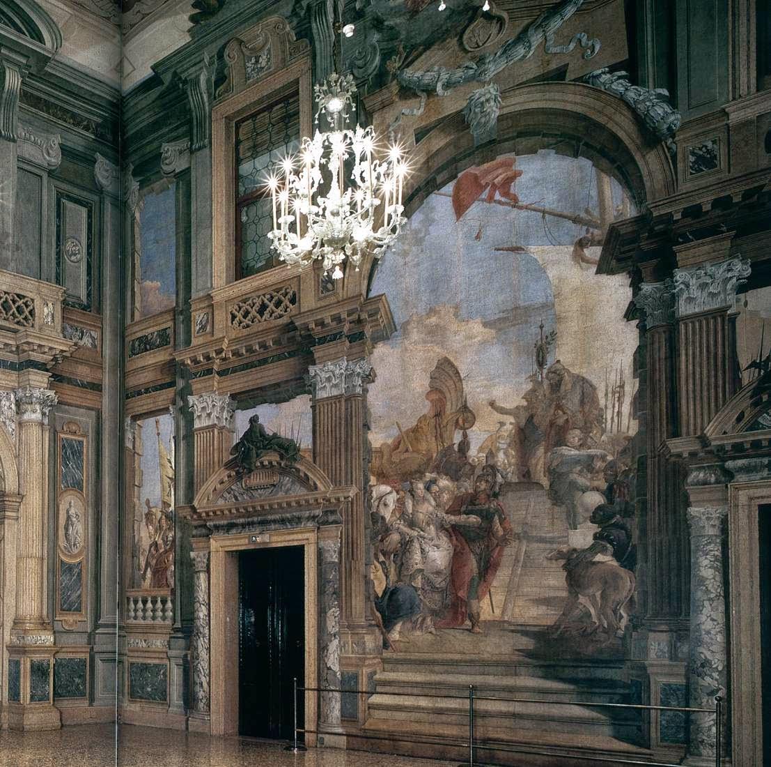 The ballroom (Sala di Ballo), Palazzo Labia, Venice