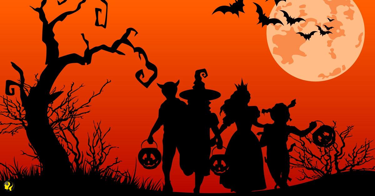 Halloween: De onde veio isso de Dia das Bruxas?