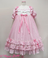mintyfrills kawaii sweet country lolita cute summer