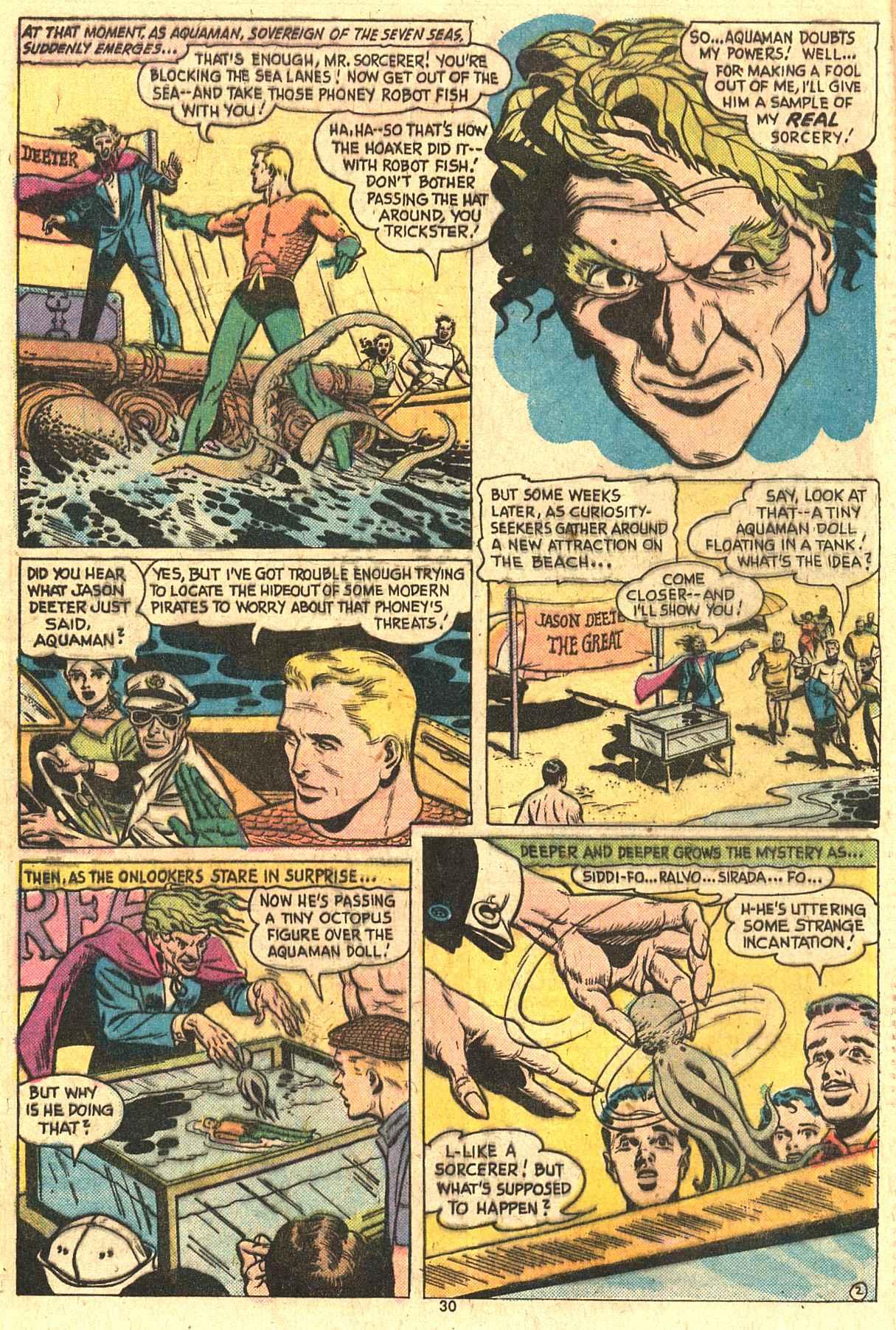 Read online World's Finest Comics comic -  Issue #230 - 30