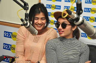 Hebah Patel Tejaswi Madivada Nanna Nenu Naa Boyfriends Movie Song Launch at BIG FM  0018.jpg
